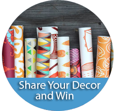 Share Your Decor and Win