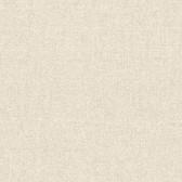 Contemporary Beyond Basics Grain Subtle Texture Linen White Wallpaper 420-87100