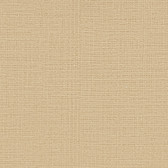 Contemporary Beyond Basics Cotton Texture Sand Brown Wallpaper 420-87152