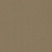 Contemporary Beyond Basics Cotton Texture Cedar Brown Wallpaper 420-87153