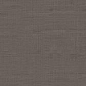 Contemporary Beyond Basics Cotton Texture Ash Grey Wallpaper 420-87158