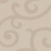 Contemporary Beyond Basics Silhouette Vine Champagne Wallpaper 420-87160