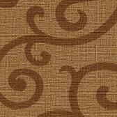 Contemporary Beyond Basics Silhouette Vine Caramel Wallpaper 420-87161