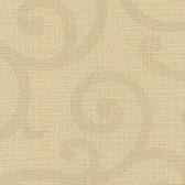 Contemporary Beyond Basics Silhouette Vine Oat Wallpaper 420-87162