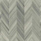 GE3600 - Ashford House Geometrics Gradient Chevron Green Wallpaper