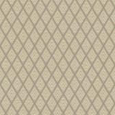GE3696-Ashford Geometric Chalet Beige Wallpaper