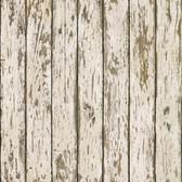 BBC13282 Harley White Weathered Wood Wallpaper Wallpaper