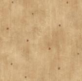 BBC16074 Dusty Sand Heritage Star Toss Wallpaper Wallpaper