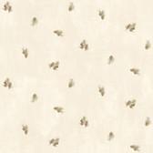 BBC49463 Welsh Wheat Pinecone Toss Wallpaper Wallpaper