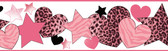 BBC94011B Winnie Pink Wise Owlets Trail Border