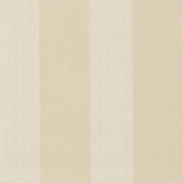 Bradford Hudson Broad Stripe Beige Wallpaper 492-2202