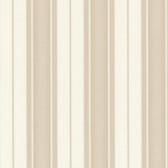 Bradford Knight Elegant Stripe Cream Wallpaper 492-2308