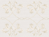 Brilliance April Acanthus Lattice Lavender Wallpaper BRL980115