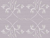 Brilliance April Acanthus Lattice Mauve Wallpaper BRL980117