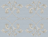Brilliance April Acanthus Lattice Stone Wallpaper BRL980121