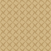 Brilliance Alexi Ornate Criss Cross Ginger Wallpaper BRL980410