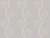 Brilliance Vortex Modern Trail Mauve Wallpaper BRL981013