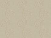Brilliance Vortex Modern Trail Tan Wallpaper BRL98106