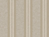 Brilliance Poppy Baroque Stripe Hazelnut Wallpaper BRL98132