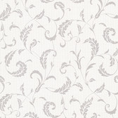 Buckingham Ashton Brass Scrolls Lace Wallpaper 495-69010