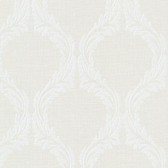 Buckingham Blake Ogee Lace Wallpaper 495-69050