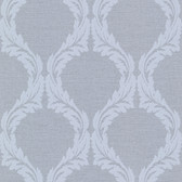 Buckingham Blake Ogee Mauve Wallpaper 495-69051