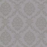Buckingham Tennyson Shimmer Damask Dove Wallpaper 495-69063