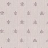 Bolton Fleur De Lis Mauve Wallpaper 2601-20848