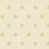 Bolton Fleur De Lis Moss Wallpaper 2601-20850