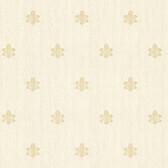 Bolton Fleur De Lis Medallion Wallpaper 2601-20851
