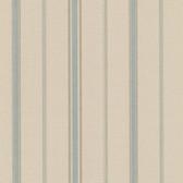 Grafton Stripe Cerulean Wallpaper 2601-20884