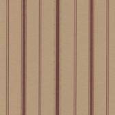 Grafton Stripe Burgundy Wallpaper 2601-20885