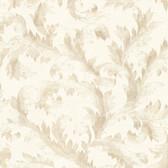 Harper Acanthus Trail Linen Wallpaper 2601-20891