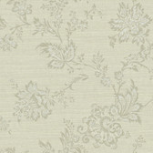 Carleton Jacobean Trail Olive Wallpaper 292-80600