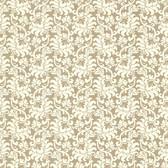 Contemporary Jacobean Gold Wallpaper 302031