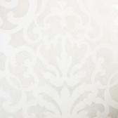Contemporary Ironwork Silver Wallpaper 302035