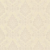 Chateau Chambord Alcina Grand Damask Cream Wallpaper FS1172