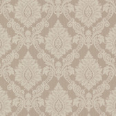 Chateau Chambord Alcina Grand Damask Taupe Wallpaper FS1174