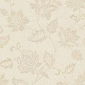 Chateau Chambord Gina Regal Jacobean Bone Wallpaper FS1266
