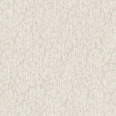 Chateau Chambord Flo Embroidered Scroll Texture Bone Wallpaper FS13242
