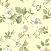 344-68721-Dorothea Yellow Dog Rose Trail wallpaper
