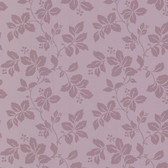 344-68768-Phoebe Purple Rose Leaf Trail wallpaper