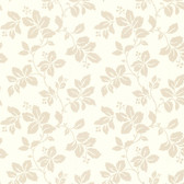 344-68771-Phoebe Beige Rose Leaf Trail wallpaper