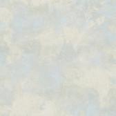 Contemporary Christel Marlow Texture Blue-Cream Wallpaper CHR14055