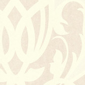 Eijffinger 341724-Sahrzad Champagne Nouveau Damask wallpaper