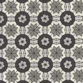 Eijffinger 341774-Marqueterie Grey Mosaic Geometric wallpaper