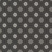 Eijffinger 341775-Marqueterie Black Mosaic Geometric wallpaper