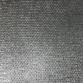 Eijffinger 341799-Ziba Silver Metallic Woven Texture wallpaper