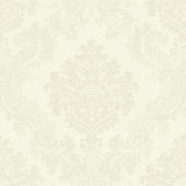291-70421-Off-White Damask wallpaper