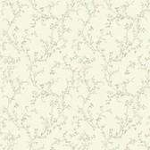 291-70704-Green Mini Branch Trail wallpaper